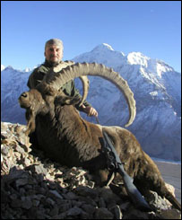 Ibex hunts